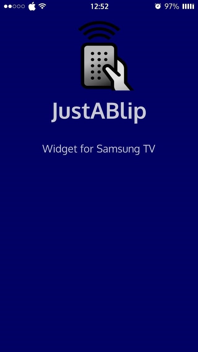 How to Turn Your iPhone into a Fully Functional Samsung Smart TV Remote