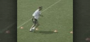 Practice small explosive steps soccer drills