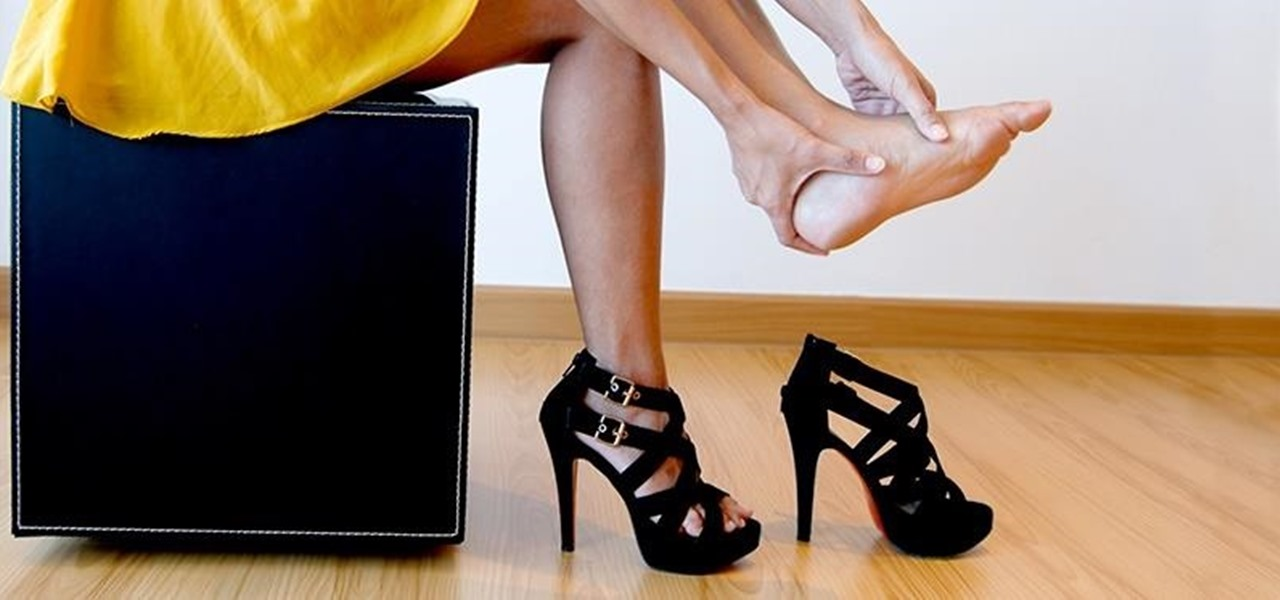 Wear High Heels Without Any Pain