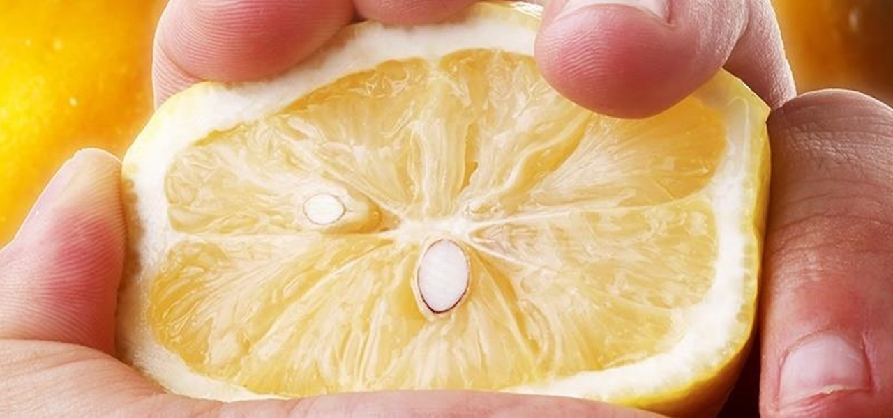Squeeze More Juice Out of Lemons & Limes—Without Getting Any Seeds