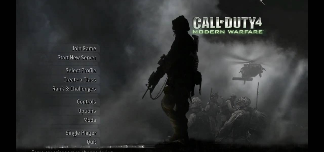 call of duty 4 modern warfare crack single player