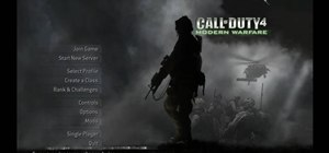 Use Call of Duty 4 cracked servers