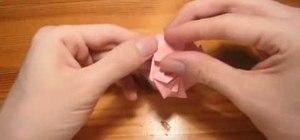 Origami a classical kusudama