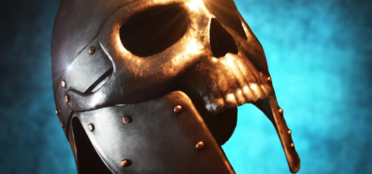 Make a Skull Helmet Armor Tutorial