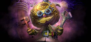 Play Heimerdinger as your champion in League of Legends