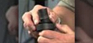 Assemble Mil Spec/free float barrels on an AR-15 rifle
