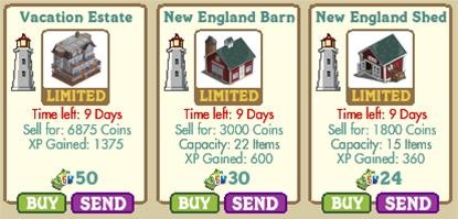 New England Theme