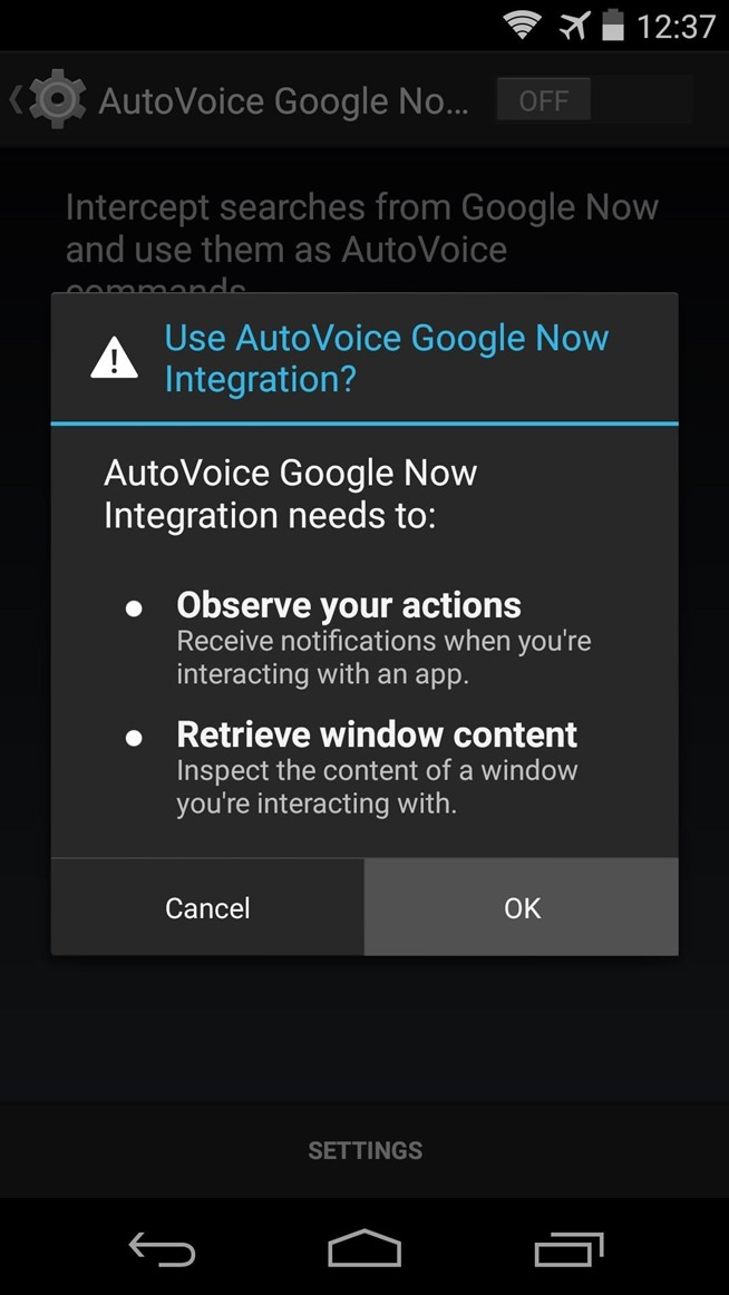 How to Make Google Now Obey Your Every Command on the Nexus 5—Even Without Root
