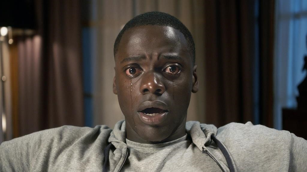 Throw on Regular Clothes for Halloween & Still Terrify Everyone as the Characters from 'Get Out' (Group Costume Guide)