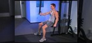 Sculpt your chest with single arm pec decks