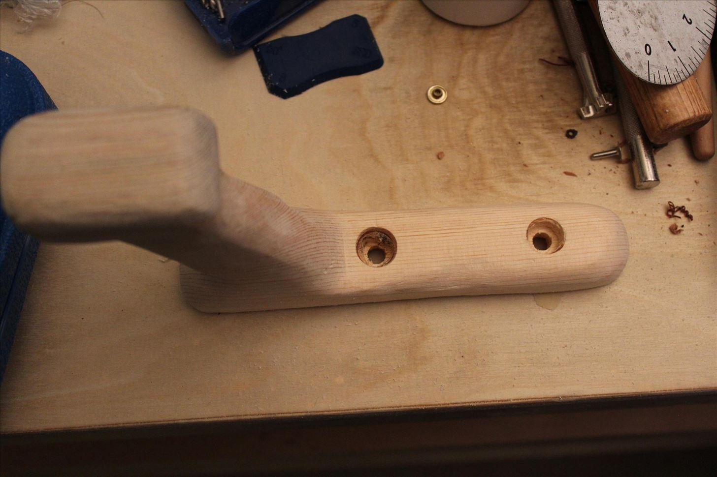 Building a Steampunk Hand Cannon, Part 1: How to Make a Wooden Gun Stock
