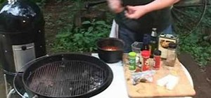 Make jalapeno beer barbecue sauce with  BBQ Pit Boys