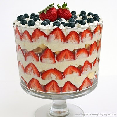 RECIPE: This Memorial Day Cake Means Business