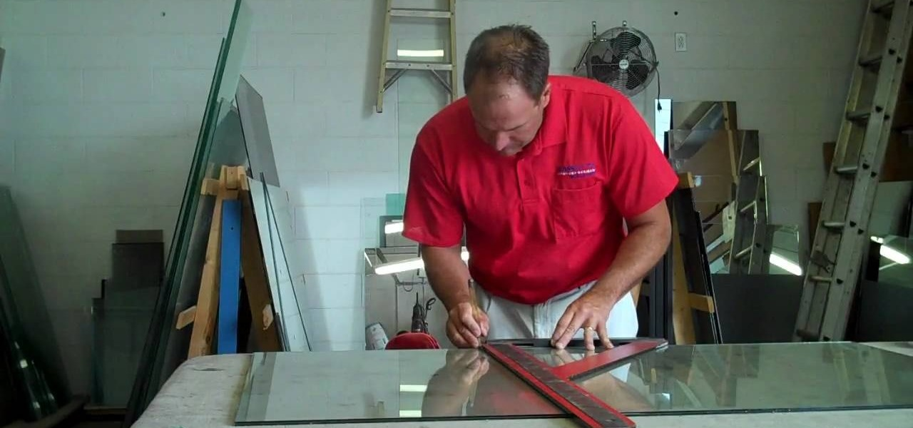 How to cut flat laminated glass glass crafts for How to cut glass with fire