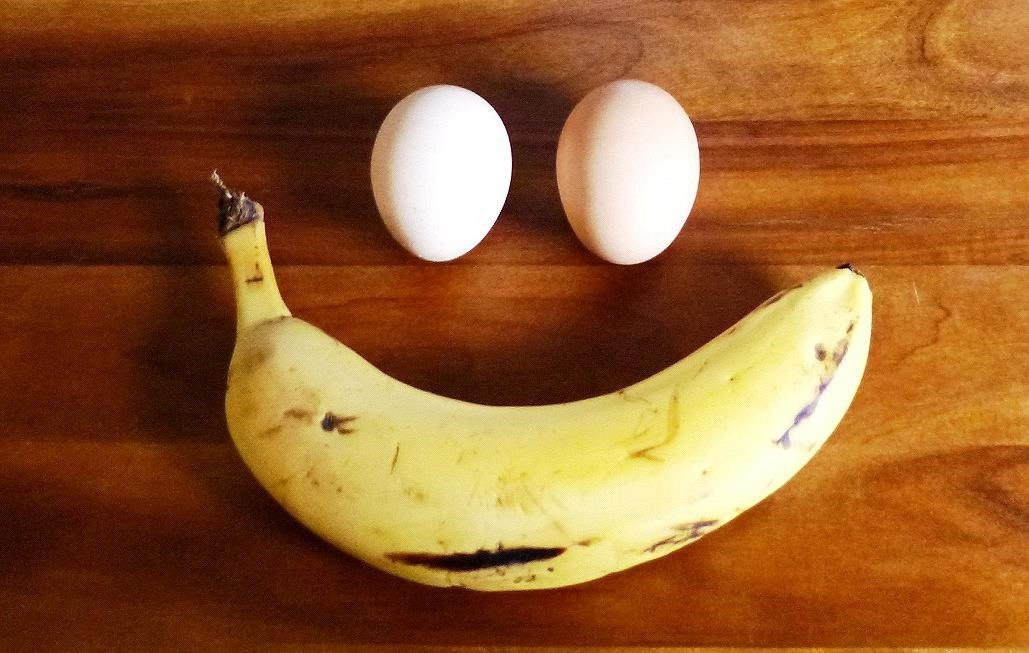 Why Bananas, Flax, Chia, & Even Blood Make Great Egg Substitutes