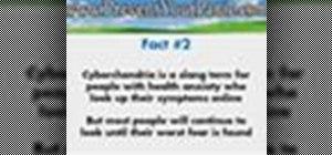 Overcome health anxiety (hypochondria)