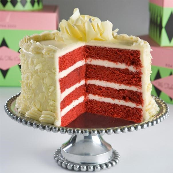 Indulge in Red Velvet