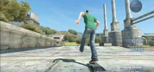 Get the Spot Monopolist achievement in Skate 3