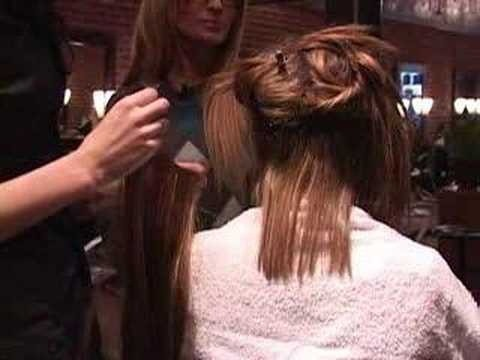 Wear hair extensions  for teens