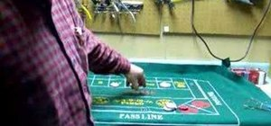 Place bets in the 6 & the 8 in craps