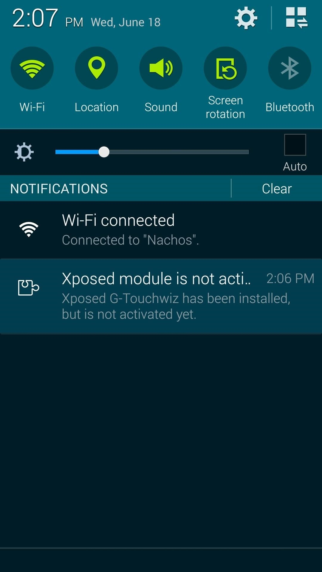 """How to Disable Those Annoying """"Water Damage"""" Popup Reminders on Your Galaxy S5"""