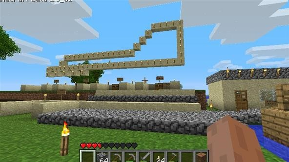 Creating Social Structures in Minecraft