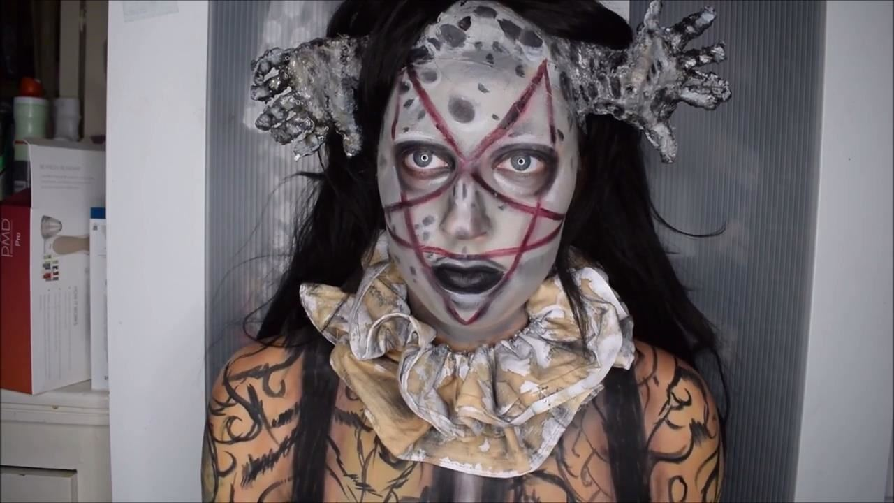 AHS Cult: Become the Pentagram Clown for Halloween