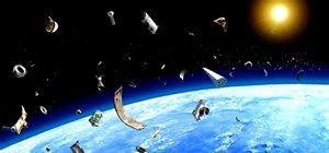 Get Rid of All that Space Junk