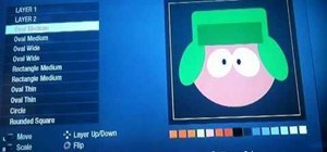 Make Kyle from South Park your Call of Duty: Black Ops playercard emblem