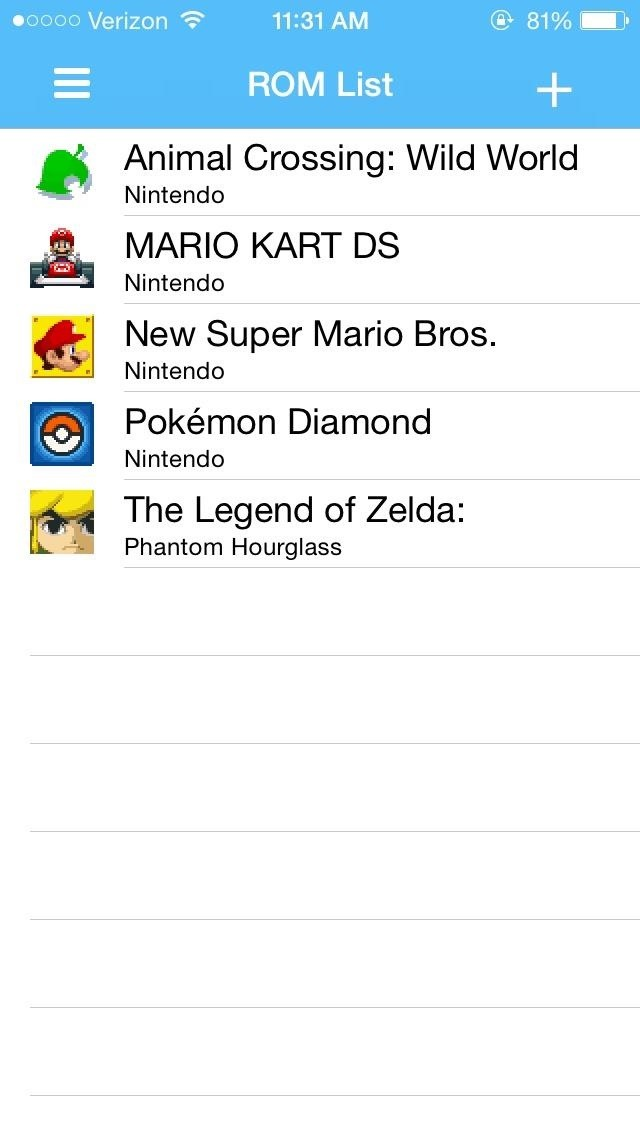 How to Download & Play Nintendo DS Games on Your iPad or ...