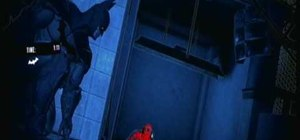 Get the Invisible Predator achievement in Batman: AA