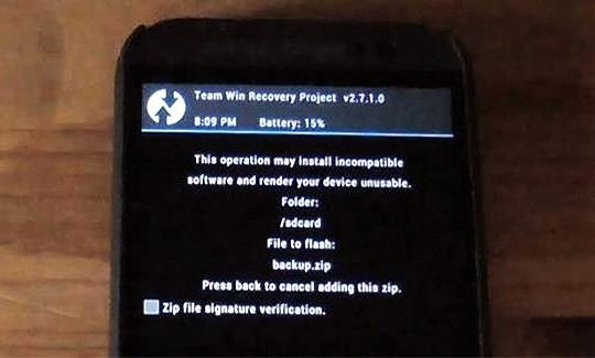 Painlessly Restore Apps & Settings After Flashing a New ROM