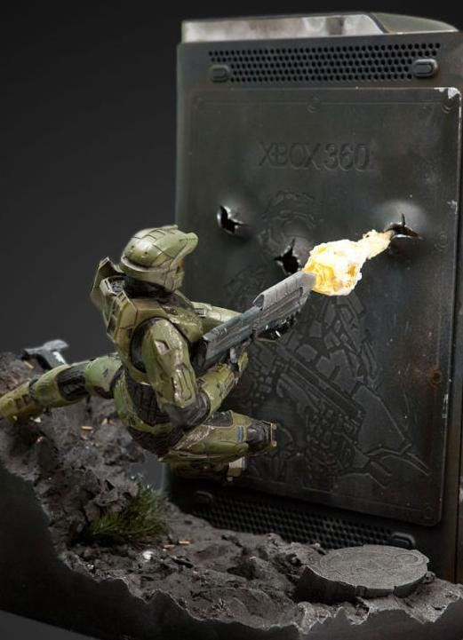 Crazy Awesome Xbox 360 Mod Up For Auction