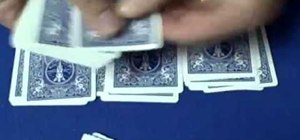 Do a prediction card trick