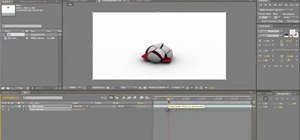 Fake 3D and slow time in After Effects