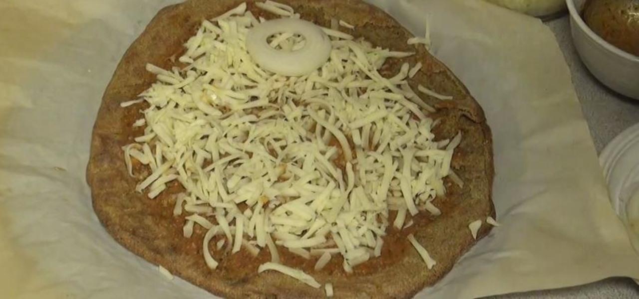 Make a Quinoa Pizza Crust