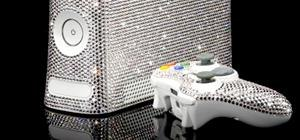 11,520 Swarovski Crystals of Pimped Out XBox BLING