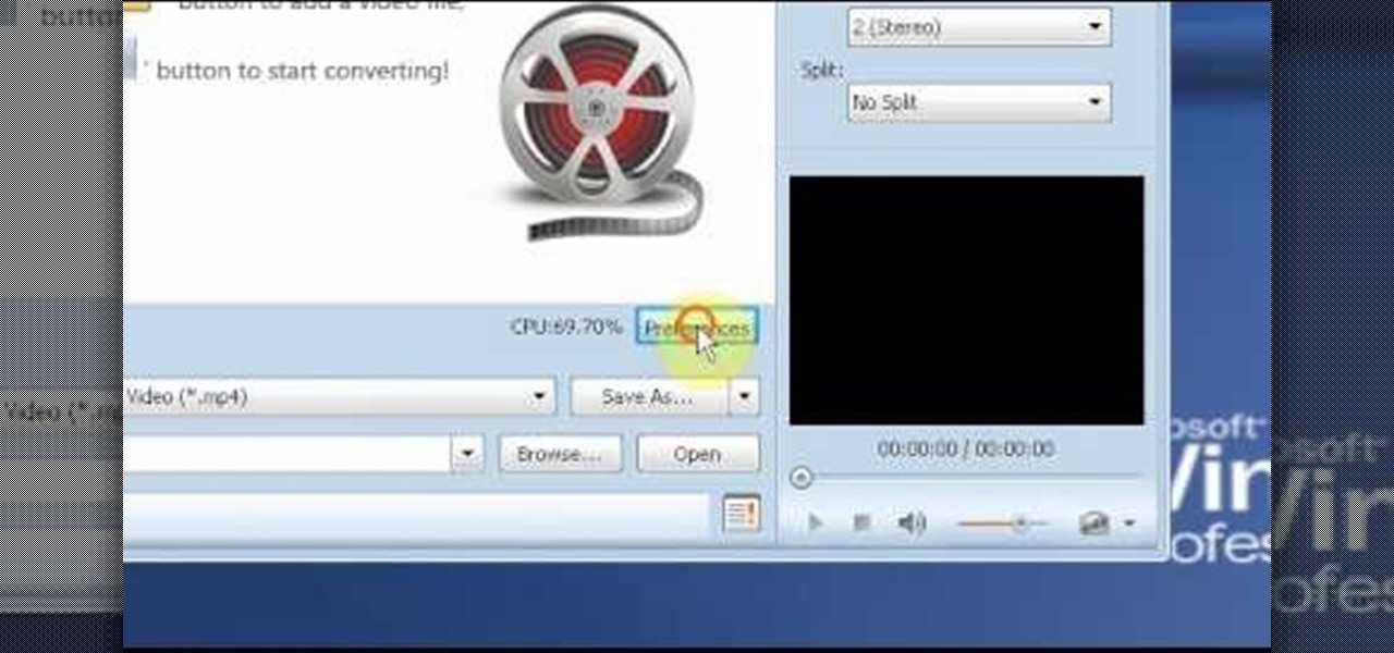 In this video, I talk about the ImTOO MP4 Video ConverterFree version and p