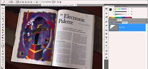 Draw a straight-side outline in Adobe Photoshop CS5