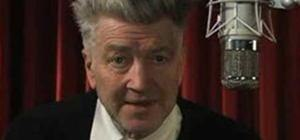 David Lynch on movies on the iPhone