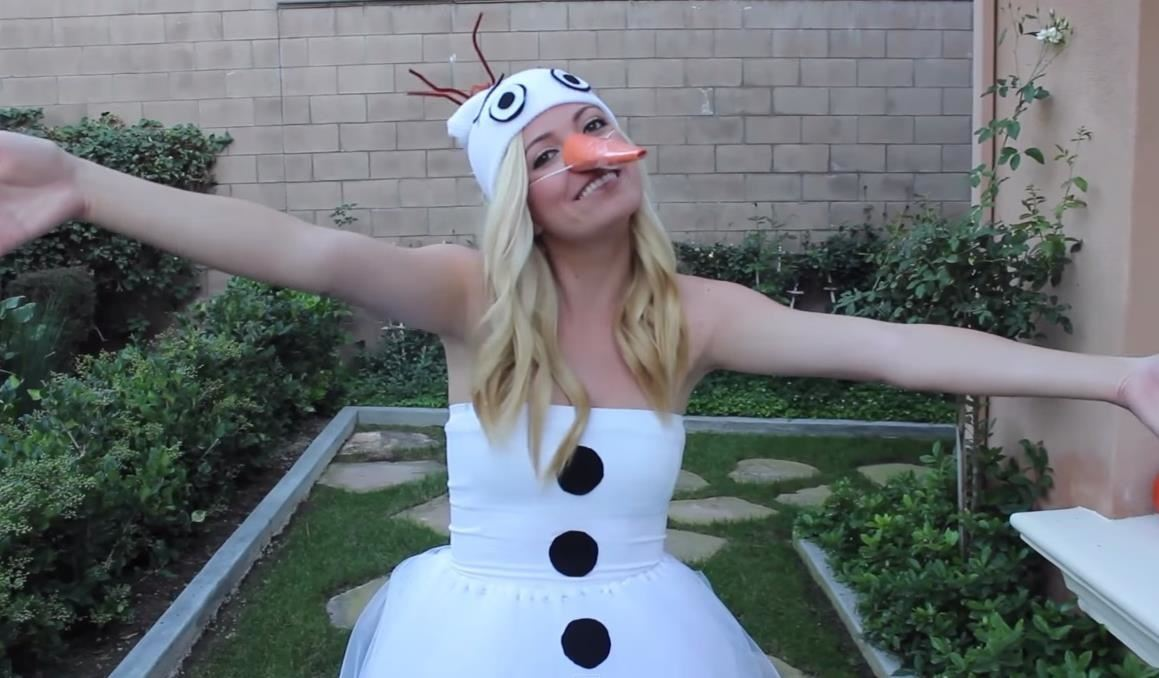 DIY Olaf Costumes: Low-Cost Halloween Looks for Frozen's Silly Snowman