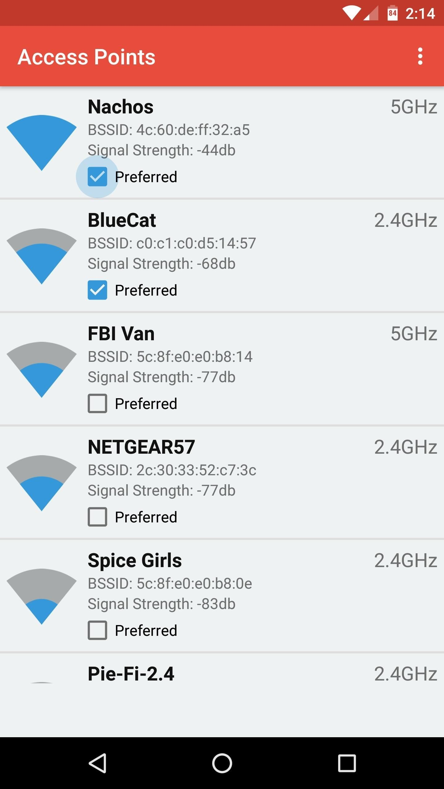 Make Your Android Automatically Switch to the Strongest WiFi Network
