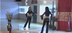 Do a belly dancing routine
