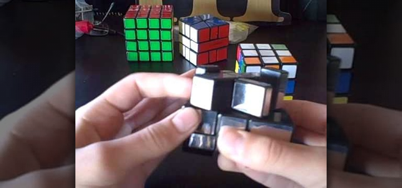 How To Solve Mirror Cube Pdf