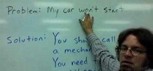 Describe solutions in English