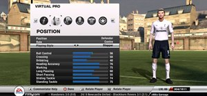Complete the Boost Defense and Goalkeeper accomplishments in Fifa 12
