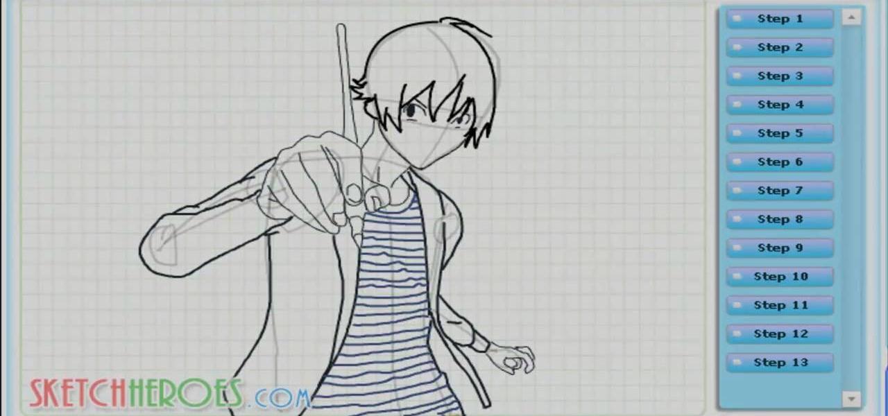 Draw Moritaka Mashiro