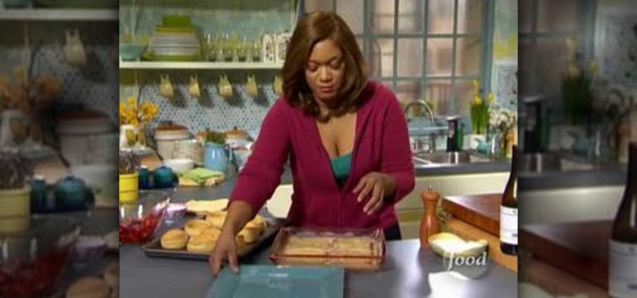 Sunny Anderson how to make new orleans french toast with sunny anderson « dessert