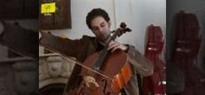 Hand shift on the cello