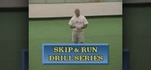 Train using skip and run drills